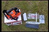 CHIKURA Fast Cutting Mini Gas Saw 25cc Chainsaw 2-Stroke Gasoline Chain Saw