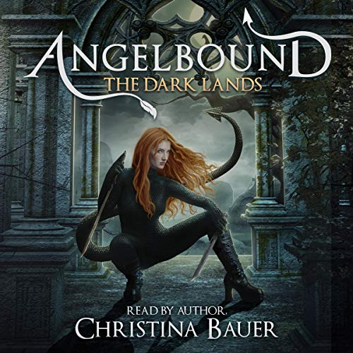 The Dark Lands Audiobook By Christina Bauer cover art