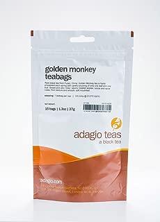 Adagio-Golden Monkey Black Tea-Tea Bags-15ct