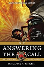 NIV, Answering the Call New Testament with Psalms and Proverbs, Paperback: Help and Hope for Firefighters