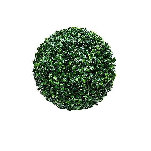 MPJA Bolas decorativas de la bola de topiary de la planta artificial para la boda del jardín y la decoración del hogar