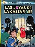 C- Las joyas de la Castafiore (LAS AVENTURAS DE TINTIN CARTONE)