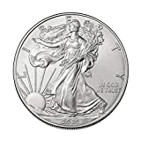 2020 Gold Eagle Coin, American Silver Eagle Coin, Walking Liberty Silver Dollar, 2020 Gold Dollar Coins Dollar Uncirculated US Mint Collectable Gift