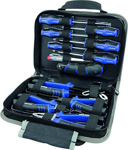 Projahn proficraft Werkzeugmappe 12 teilig 8689