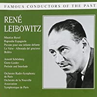 Famous Conductors of the Past: Rene Leibowitz