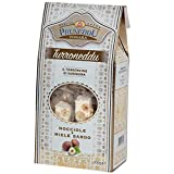 Torroncini mit Haselnüssen und Honig aus Sardinien, 200g, Geschenkverpackung, weißer Nougat, Torrone, Pruneddu Torronificio Artigianale