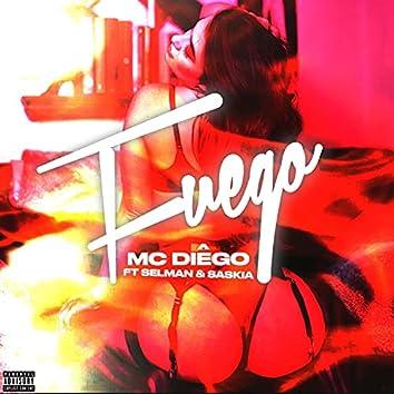 FUEGO (feat. Selman & Saskia)