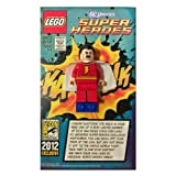 SDCC 2012 LEGO Shazam Comic Con Exclusive Mini Figure