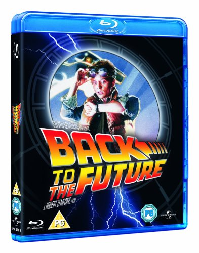 Back to the Future [Blu-ray]