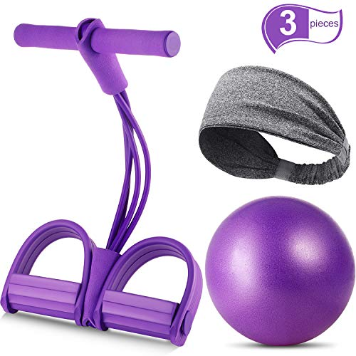 gejoy elastic pull rope pedal
