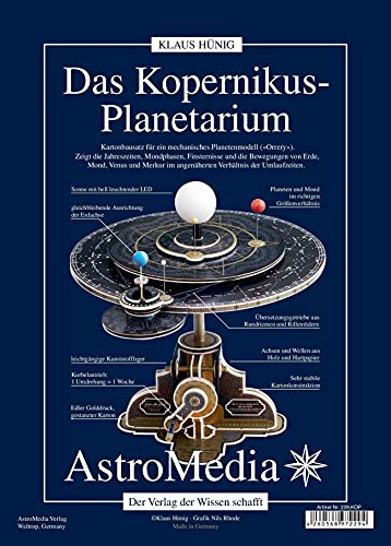 Astromedia Bausatz Kopernikus Planetarium