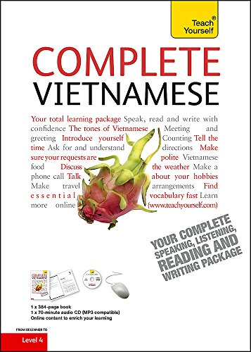 Compare Textbook Prices for Complete Vietnamese Beginner to Intermediate Course: Learn to read, write, speak and understand a new language Teach Yourself 1 Edition ISBN 9781444101881 by Healy, Dana