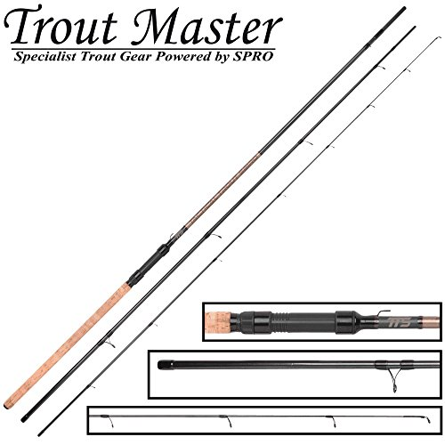 Trout Master Tactical 3,30m 3-25g