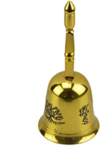 fengshuisale Feng Shui 5 Element Pagoda Singing Bell with Tree of Life W Red String Bracelet AA153
