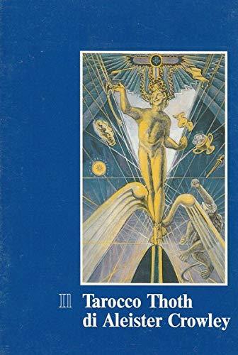 TAROCCO THOTH DI ALEISTER CROWLEY IT: Thoth Tarot - edizione di lusso - Edición Gigante Italiano (de Luxe)