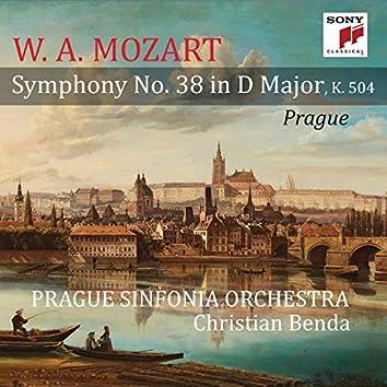 "Mozart: Symphony No. 38 in D Major, K. 504 ""Prague"""