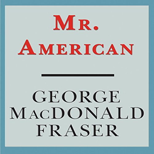 Mr. American cover art