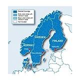 Garmin City Navigator Europe NT - Mapa para GPS de Dinamarca, Finlandia, Noruega y Suecia
