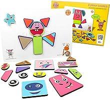 ButterflyEduFields Fun Activity kit | Reading & Writing Developmental Toys | Color Soft Foam Learning Educational Toys...