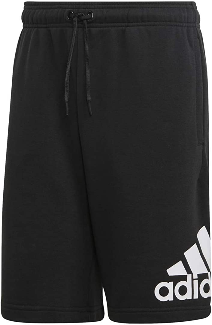 adidas Men's Must Have Badge French Max 49% OFF Short Sport OFFicial mail order Of Terry