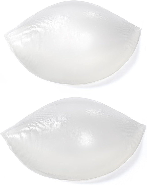 Bubbles Bodywear Boobles Crescent Pushup Bra Insert Pads