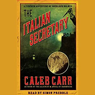 The Italian Secretary cover art
