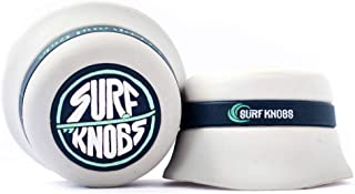 Surf Knobs - Enjoy Quick Pop-ups - Helps Injured, Aging, Adaptive and Beginner Surfers with Their pop-up. Adheres to Hard-...