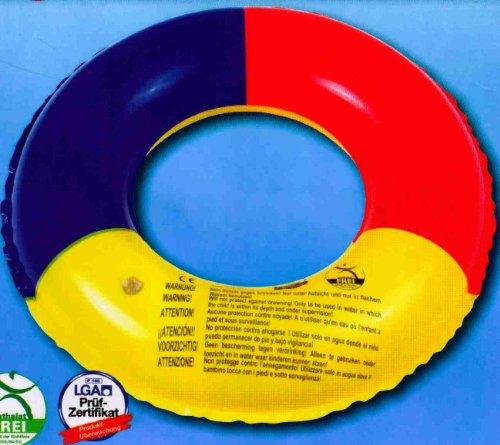Schwimmreifen Spielring 50cm tricolor