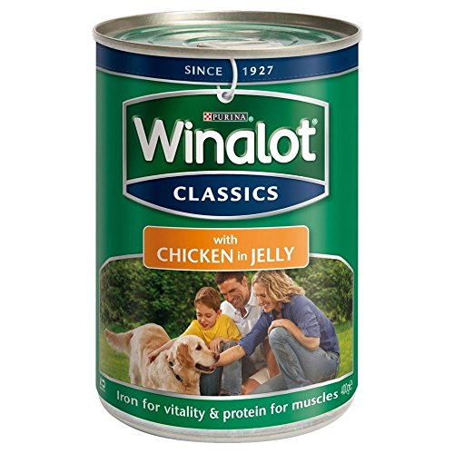 Winalot Classics Chicken in Jelly (400g) - Pack of 6