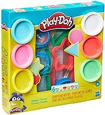Conjunto Massinha, Play-Doh, E8534 - Hasbro, Formas Variadas