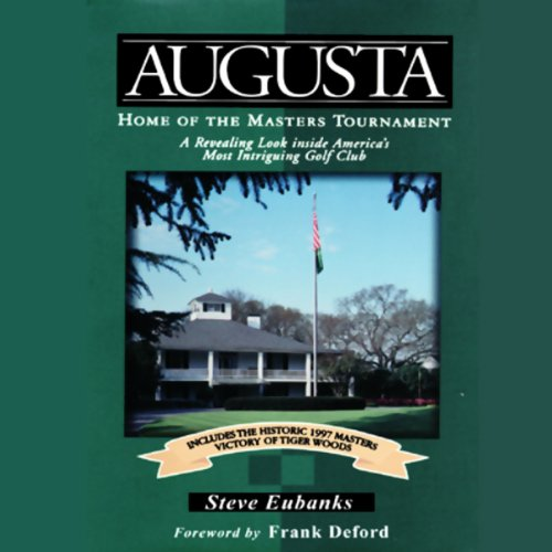 Augusta audiobook cover art