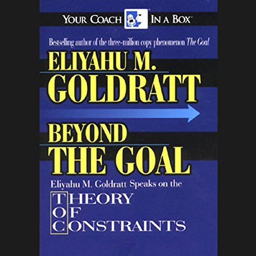 Beyond the Goal audiobook cover art