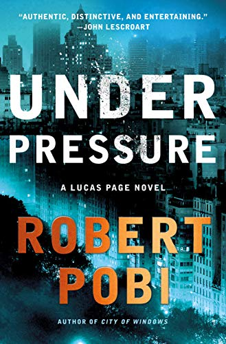 Image of Under Pressure: A Lucas Page Novel (Lucas Page, 2)