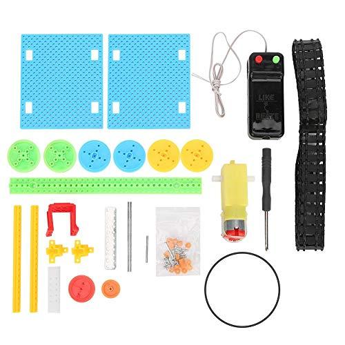 Gedourain Juguete Modelo ensamblado, Interesante Educativo fácil de ensamblar Juguete Modelo Educativo ensamblado Escuela para la Clase de Ciencias