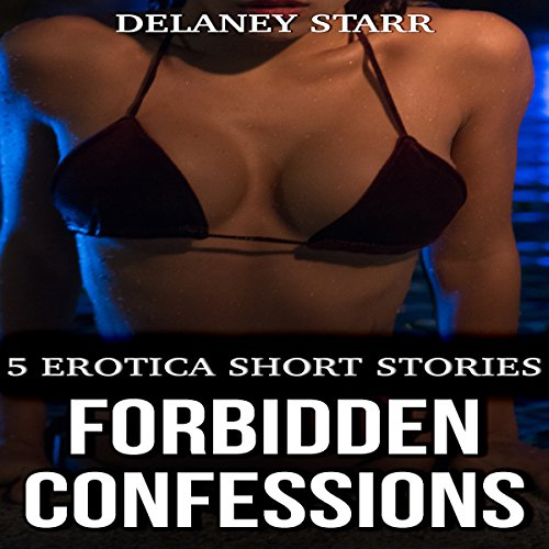Forbidden Confessions audiobook cover art