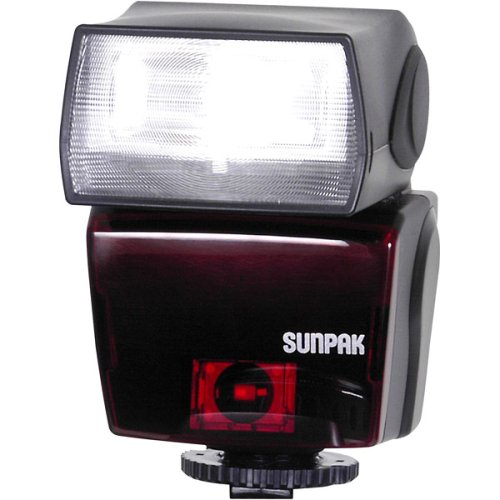 Sunpak PF30XN Digital SLR Camera Dedicated i-TTL Flash for Nikon
