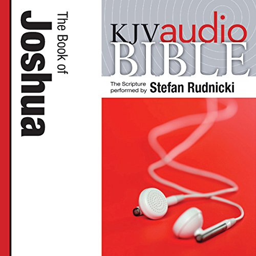 King James Version Audio Bible: The Book of Joshua audiobook cover art