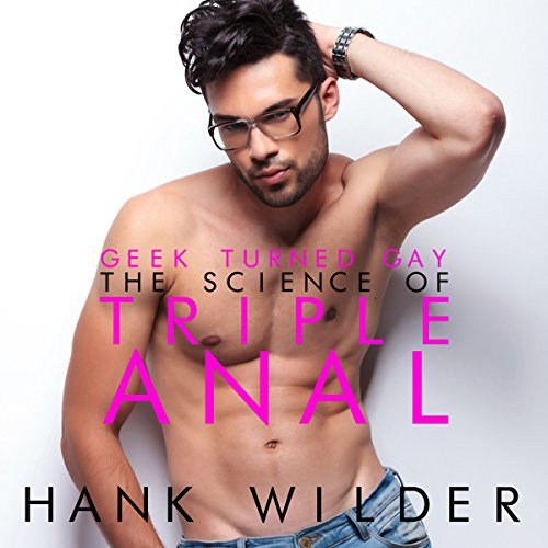 Geek Turned Gay audiobook cover art