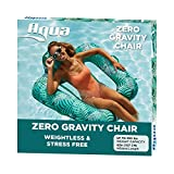 Aqua Mosaic 3-in-1 Lounge Chair, Multi-Purpose Inflatable...