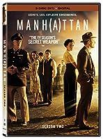 Manhattan: Season 2 [DVD] [Import]