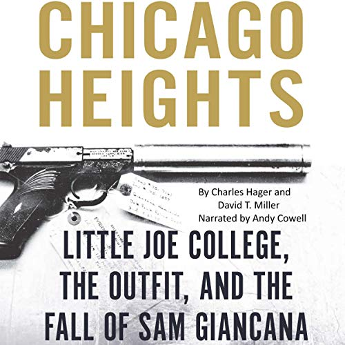 Chicago Heights audiobook cover art