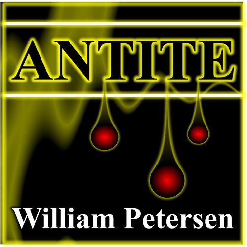 Antite audiobook cover art