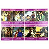 yestter 44 Romance Angel Oracle-Karten, Angel Answers Oracle-Karten Von Doreen Virtue Rare Out of Print English 101mmx74mm