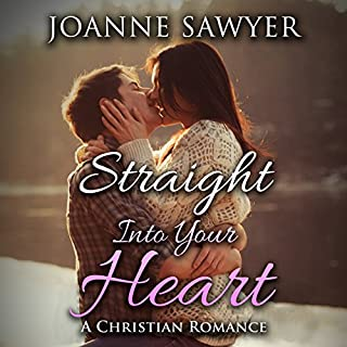 Christian Romance: Straight into Your Heart audiobook cover art