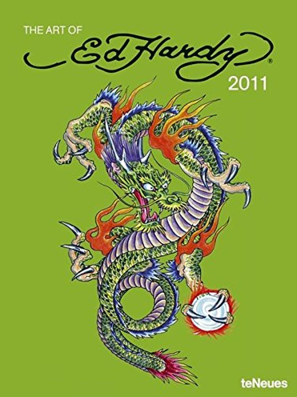 気付くきつくハング2011 Ed Hardy Poster Calendar