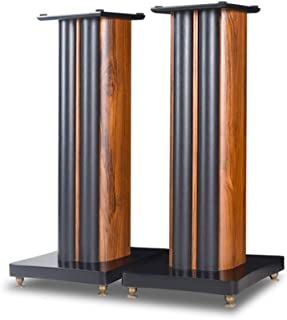 Stands Speaker Stand Solid Wood Speaker Tripod Bookshelf For Home Theater Mall The Sound Stand Surrounds The Box Shelf (Co...