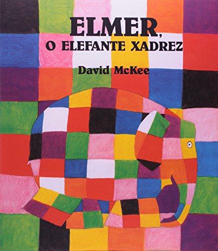 Elmer, o elefante xadrez: O elefante xadrez