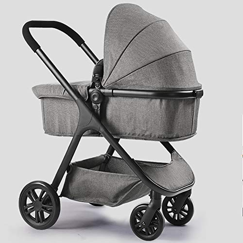 Buy Bargain Baby Stroller, Multi-Functional Light Children's Trolley, Lathe Dual-Purpose Rear Wheel ...