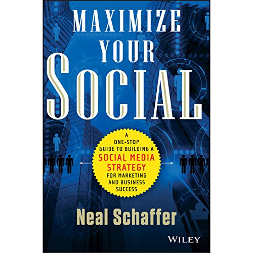 Maximize Your Social audiobook cover art