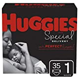 Huggies Special Delivery Hypoallergenic Diapers, Size 1, 35 Ct